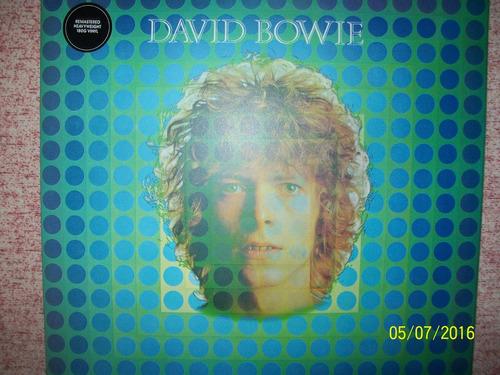 david bowie space oddity vinilo reedicion 2016