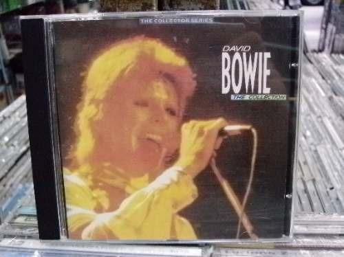 david bowie the collection cd importado frete 12,00