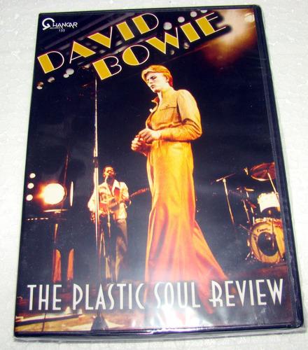 david bowie the plastic soul review dvd nuevo sellado kktus