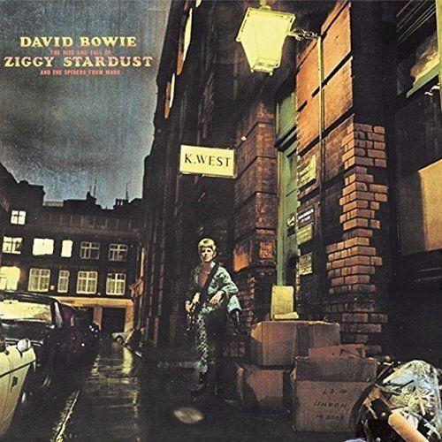 david bowie ziggy stardust novo lacrado cd remasterizado