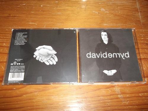 david byrne - homonimo cd importado ed 1994 mdisk