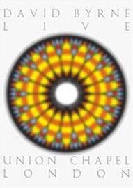 david byrne live union chapel london dvd original
