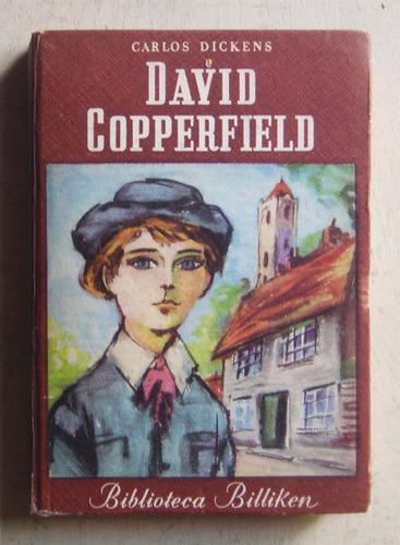david copperfield / dickens (biblioteca billiken, 1962)