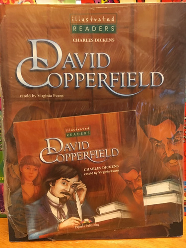 david copperfield - illustrated with cd - express publishing