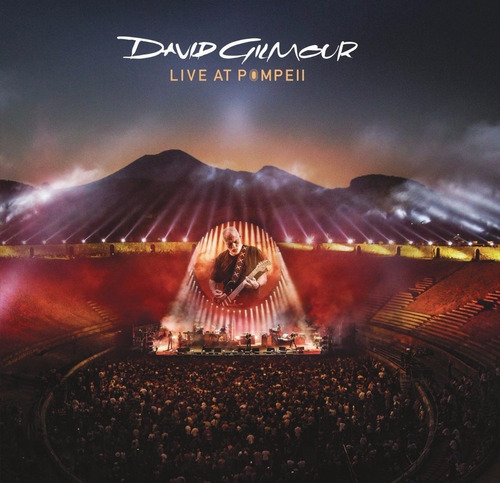 david gilmour - live at pompeii (2 dvd) disponible!