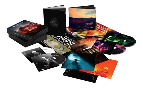 david gilmour - live at pompeii deluxe [2cd+2blu-ray] p.entr
