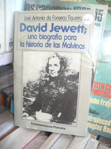 david jewett, una biografia - fonseca figueira