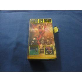 David Lee Roth - Vhs (importado Como Nuevo!!!1986!!)