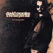 david morales - the program - cd