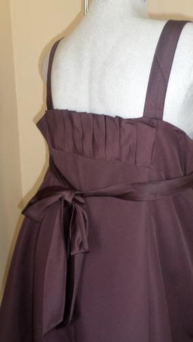 david's bridal padrisimo vestido de fiesta para llenita t48