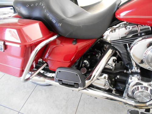davidson road king moto harley