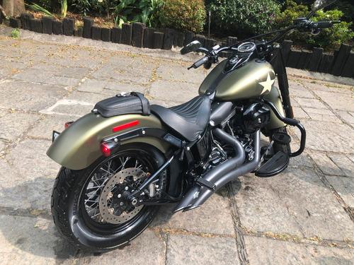 davidson softail moto harley