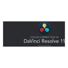 Davinci Resolve 11.1 Edicion Y Efectos Video Mac Osx