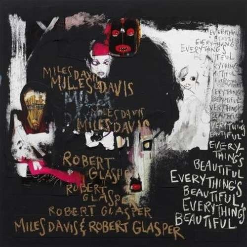 davis miles & glasper robert everything's beautiful cd nuevo