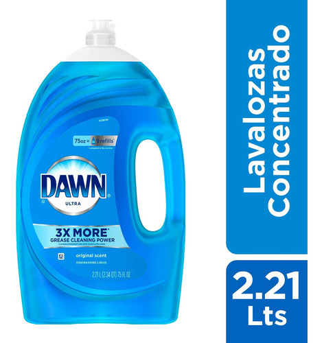 dawn lavalozas original 2,21 lts