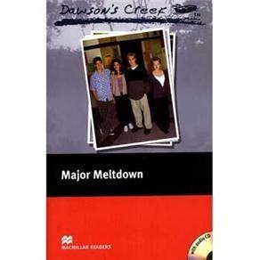 dawson s creek - major meltdown - macmillan readers lv 3