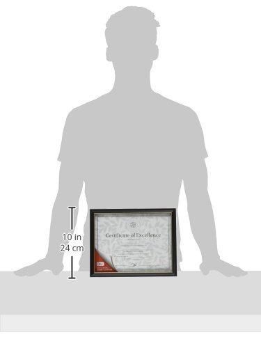 dax dos tonos documento / marco del diploma, madera, 8,5 x