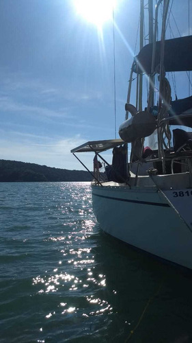 day charter em um veleiro de cruzeiro