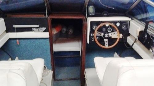 day cruiser usado bermuda marama mercury 150 hp