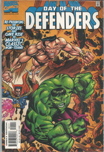 day of the defenders 01 - marvel 1 - bonellihq cx28 c19