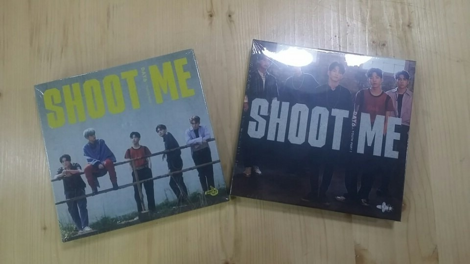 Day6 3er Mini Album Shoot Me: Youth Part 1 - $ 601 00 en