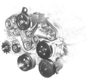 dayco 84063 sincronización cinturón comp equipo