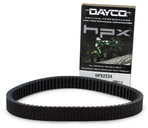 dayco hpx2234 hpx de alto rendimiento extreme atv / utv cor
