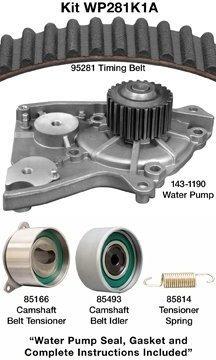 dayco (wp281k1a) motor sincronización cinturón equipo