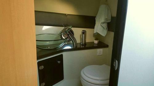 daycruiser 25 baño compartimentado mercruiser 250 -custon 25
