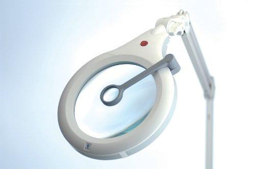 daylight ultra slim magnifying lamp