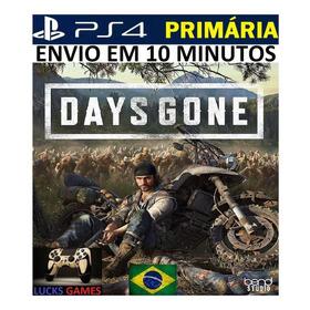 Days Gone Ps4 - Original 1 Psn - Português