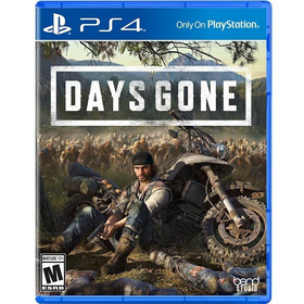 Days Gone Ps4 // Fisico Sellado//mathogames