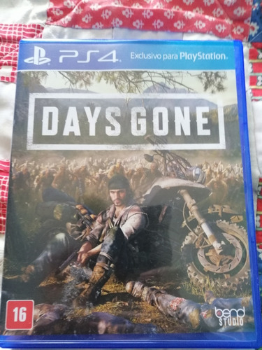 days gone ps4 -juego físico-