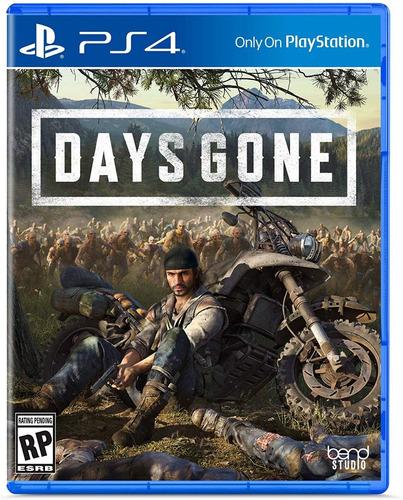days gone ps4 juego nuevo original fisico sellado español