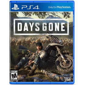 Days Gone Ps4 Midia Fisica