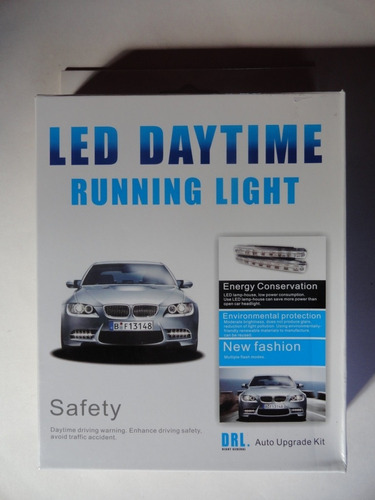 daytime running lights led tipo neblineros