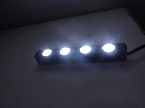 daytime running lights led tipo neblineros