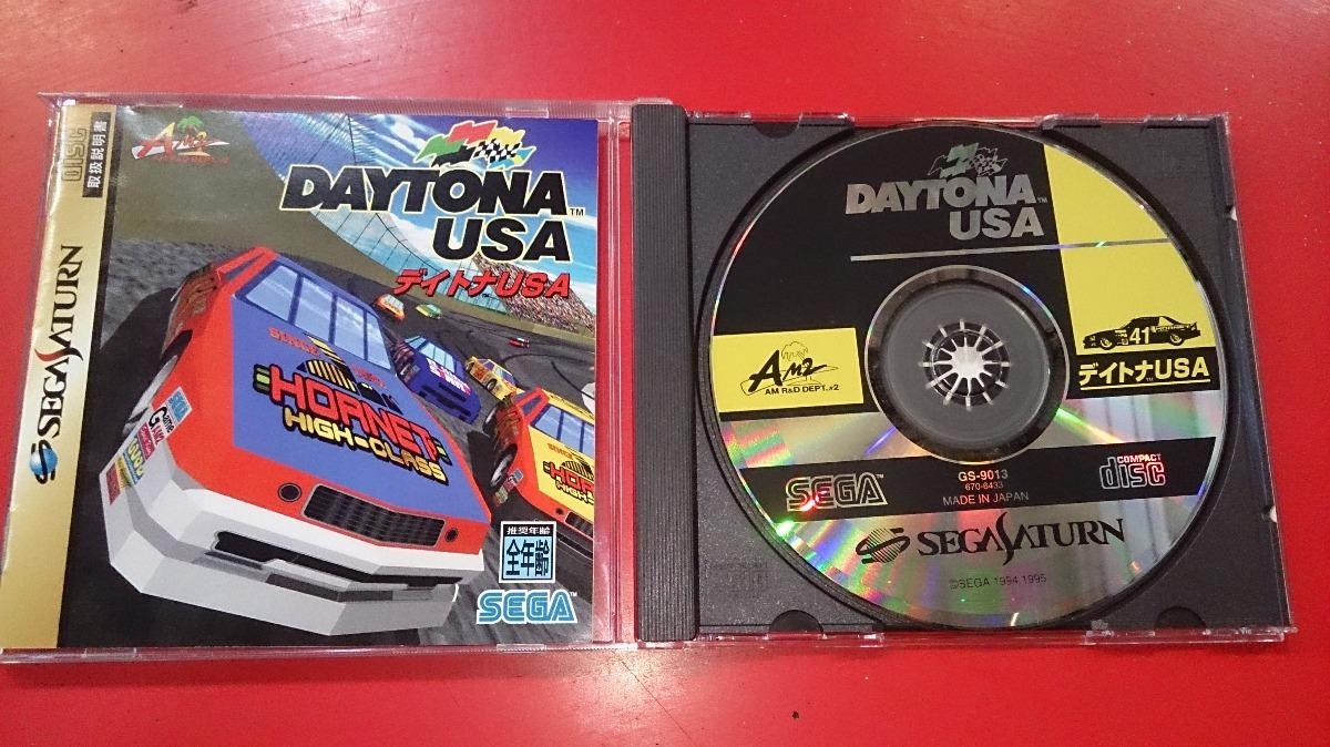 Daytona Usa Juego Sega Saturn 12 000 En Mercado Libre