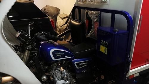 dayun 2017 motocicleta 200 cc caja seca
