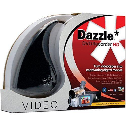 dazzle dvd recorder hd vhs a dvd converter