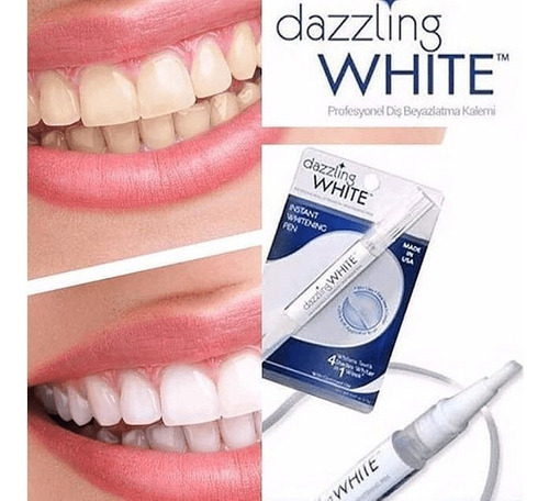 dazzling white blanqueador dental - quito