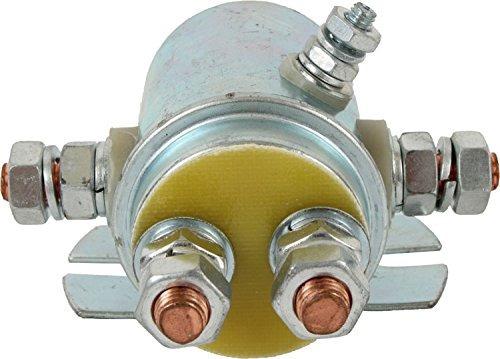 db electrical spl6028 winch motor solenoide de carro de golf