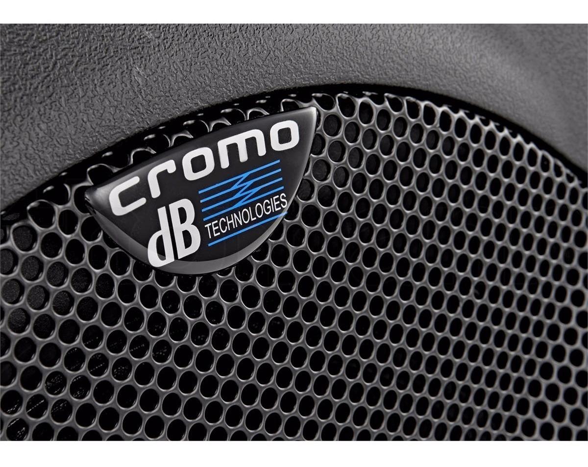 Db Technologies Cromo 15+ Bafle Activo Abs Par 15 + Dr 1 ...