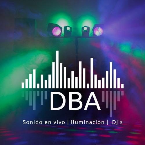 dba show - djs, sonido e iluminación para eventos