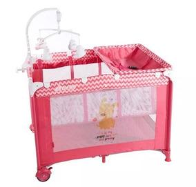 5d0932dcd Cuna De Viaje Corral Baby - Todo para tu Bebé en Mercado Libre México