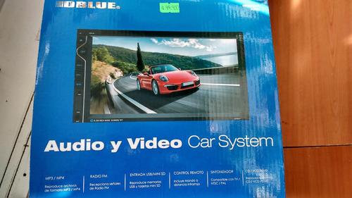 dblue audio y video