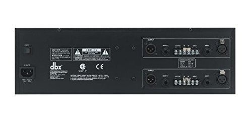 dbx 1231 dual channel 31band graphic equalizer