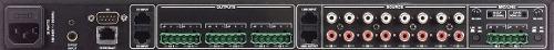 dbx 1260  pro 12 entradas  6 salidas procesamiento completo
