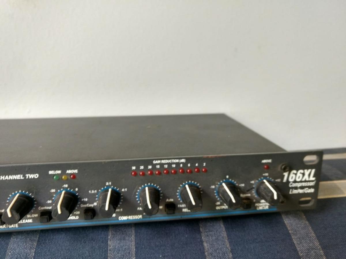 Dbx 166xl Compressor Limiter