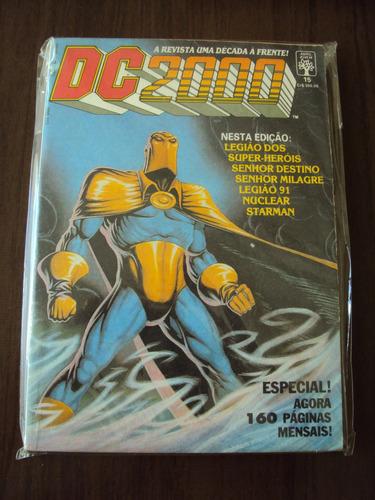 dc 2000 # 15 - dc comics - editora abril